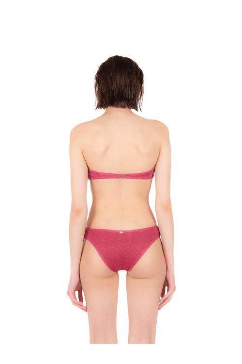 Bikini fascia con slip coulisse ANNAMARE | 23 | BK-114ROSA