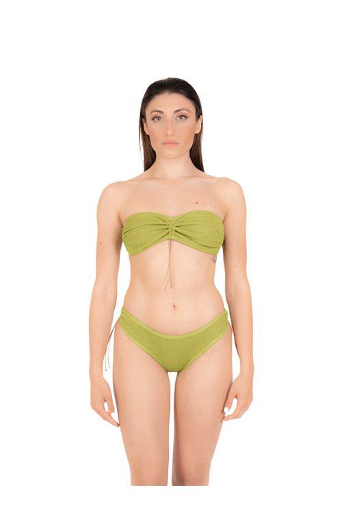 Bikini fascia con slip coulisse ANNAMARE | 23 | BK-114VERDE