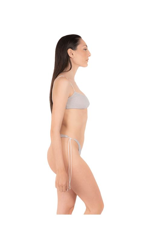 Bikini top with bow slip ANNAMARE | 23 | BK-115BIANCO