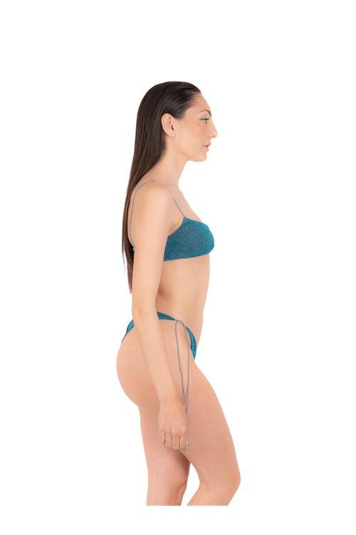 Bikini fascia con slip fiocco ANNAMARE | 23 | BK-115BLU