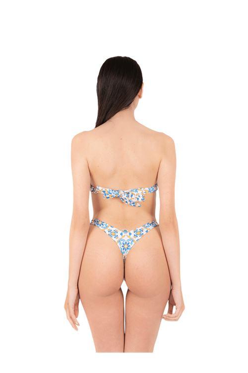 Bikini conchiglia con perizoma ANNAMARE | 23 | BK-120BIANCO
