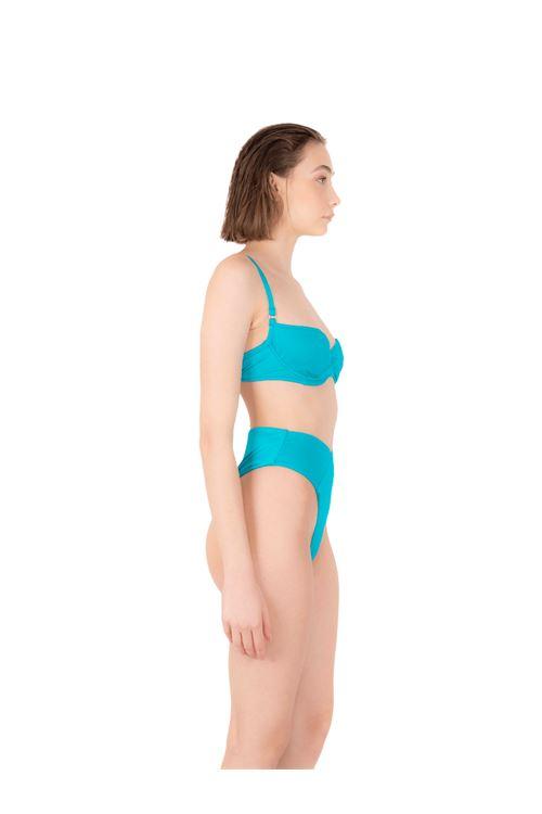 Bikini balconcino con slip V ANNAMARE | 23 | BK-121CELESTE