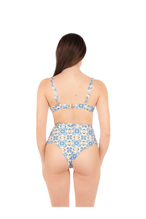 Bikini push-up con slip alto ANNAMARE | 23 | BK-123BIANCO