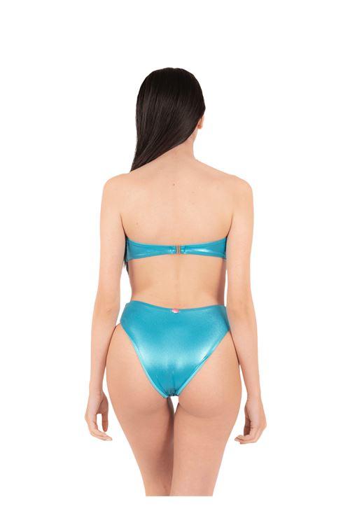 Bikini fascia con slip alto ANNAMARE | 23 | BK-128CELESTE