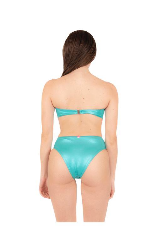 Bikini fascia con slip alto ANNAMARE | 23 | BK-128VERDE
