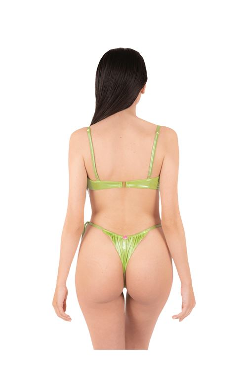 Bikini fascia con slip tanga ANNAMARE | 23 | BK-129VERDE