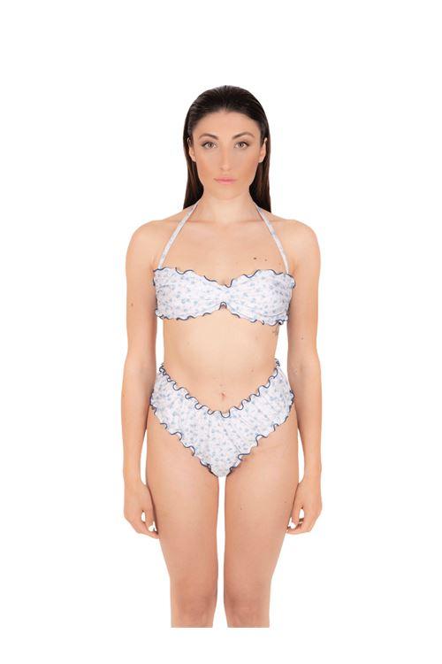 Bikini fascia con slip V ANNAMARE | 23 | BK-132BIANCO