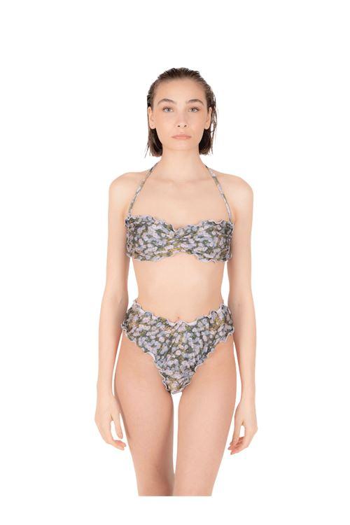 Bikini fascia con slip V ANNAMARE | 23 | BK-132VERDE