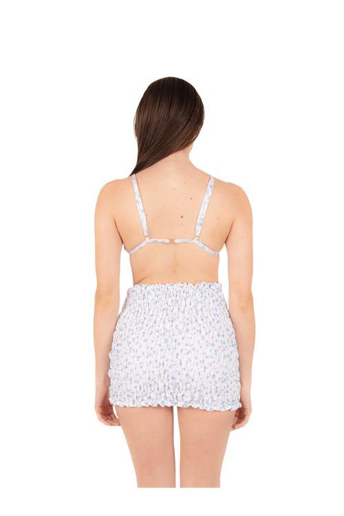 Gathered skirt ANNAMARE | 5032236 | FA-701BIANCO