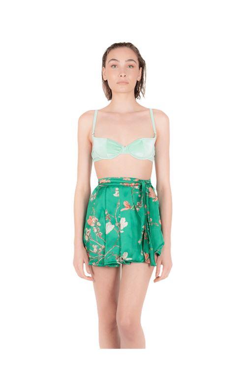 Bow skirt ANNAMARE | 5032236 | FA-702VERDE