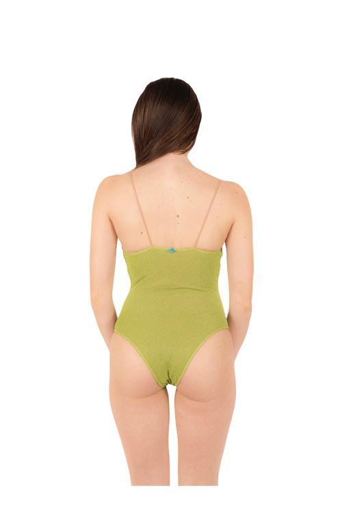 Intero body ANNAMARE | 5032240 | IN-502VERDE