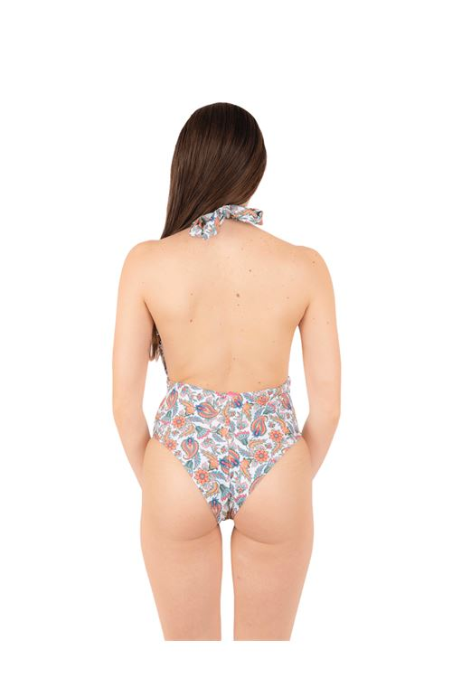 Swimsuit with bands ANNAMARE | 5032240 | IN-505CELESTE