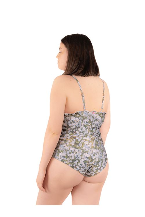 Swimsuit body with curl ANNAMARE | 5032240 | IN-506VERDE