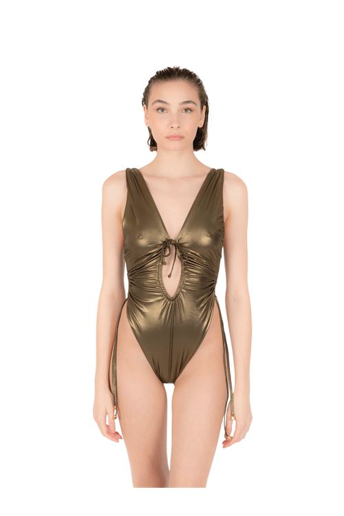 Swimsuit drawstring ANNAMARE | 5032240 | IN-512MARRONE