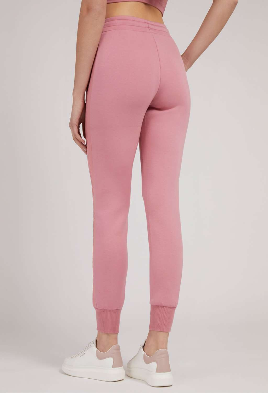 Tuta rosa GUESS fitness   Pantaloni   O1GA49KAMN2PINK