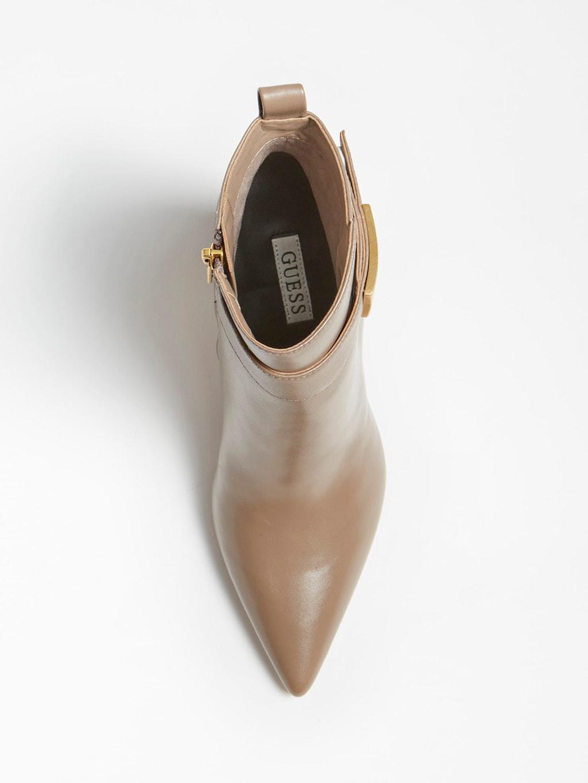 tronchetto beige GUESS SCARPE | Scarpe | FL8ELYLEA10GREY