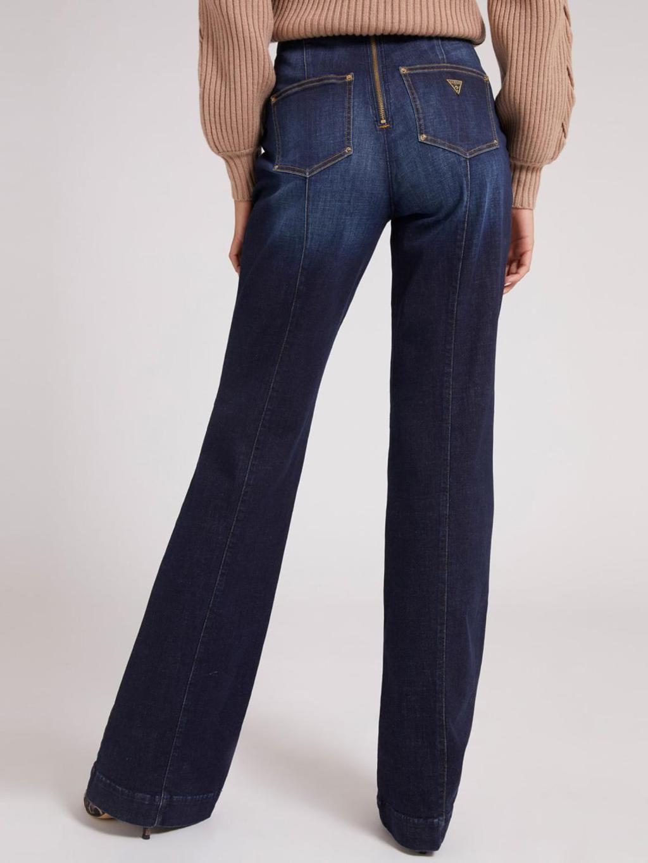 Jeans a zampa GUESS   Jeans   W1BA11D4HG2BLU