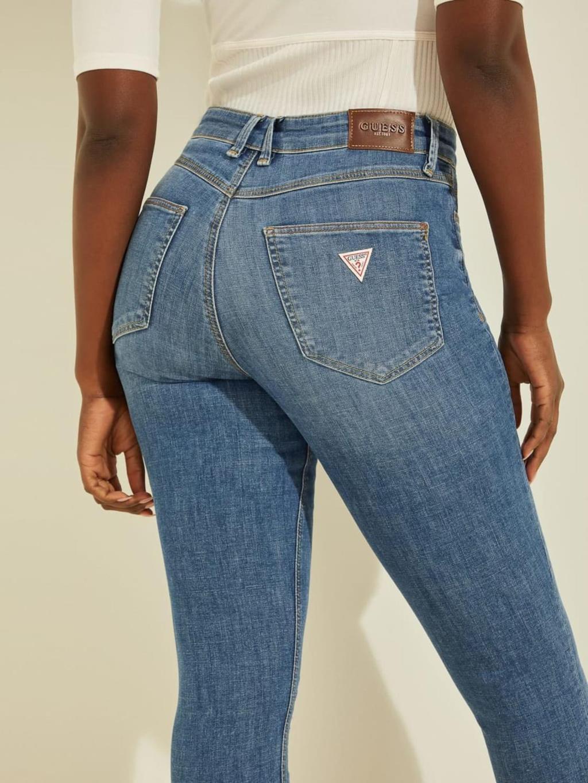 Jeans 1981 GUESS   Jeans   W1BA28D4HG3BLU