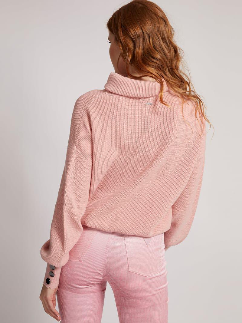 dolcevita over rosa GUESS | Maglieria | W1BR42Z2WD0ROSA