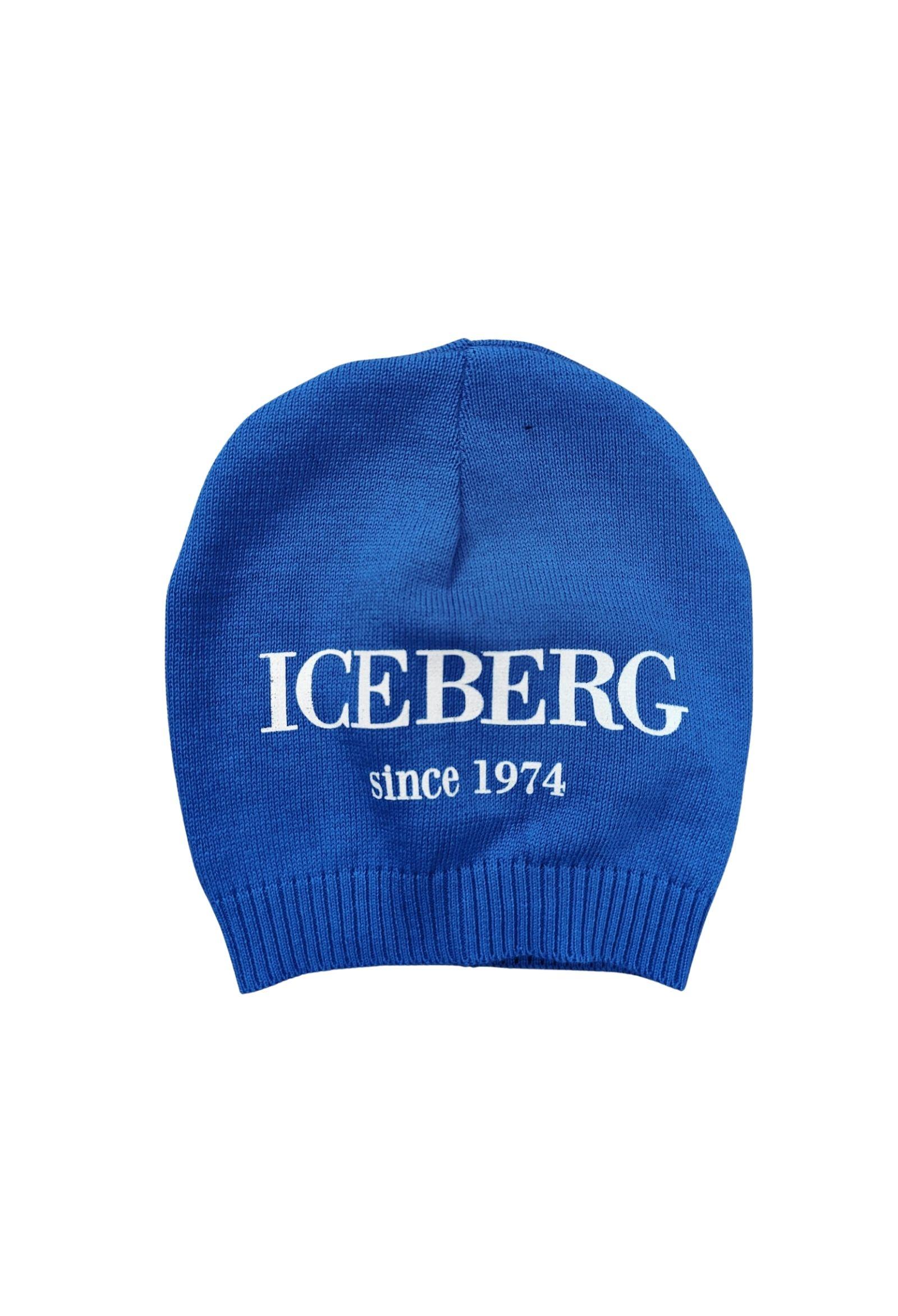 Cappello iceberg 1974 bluette iceberg | Cappelli | CAICE2300BBLUETTE