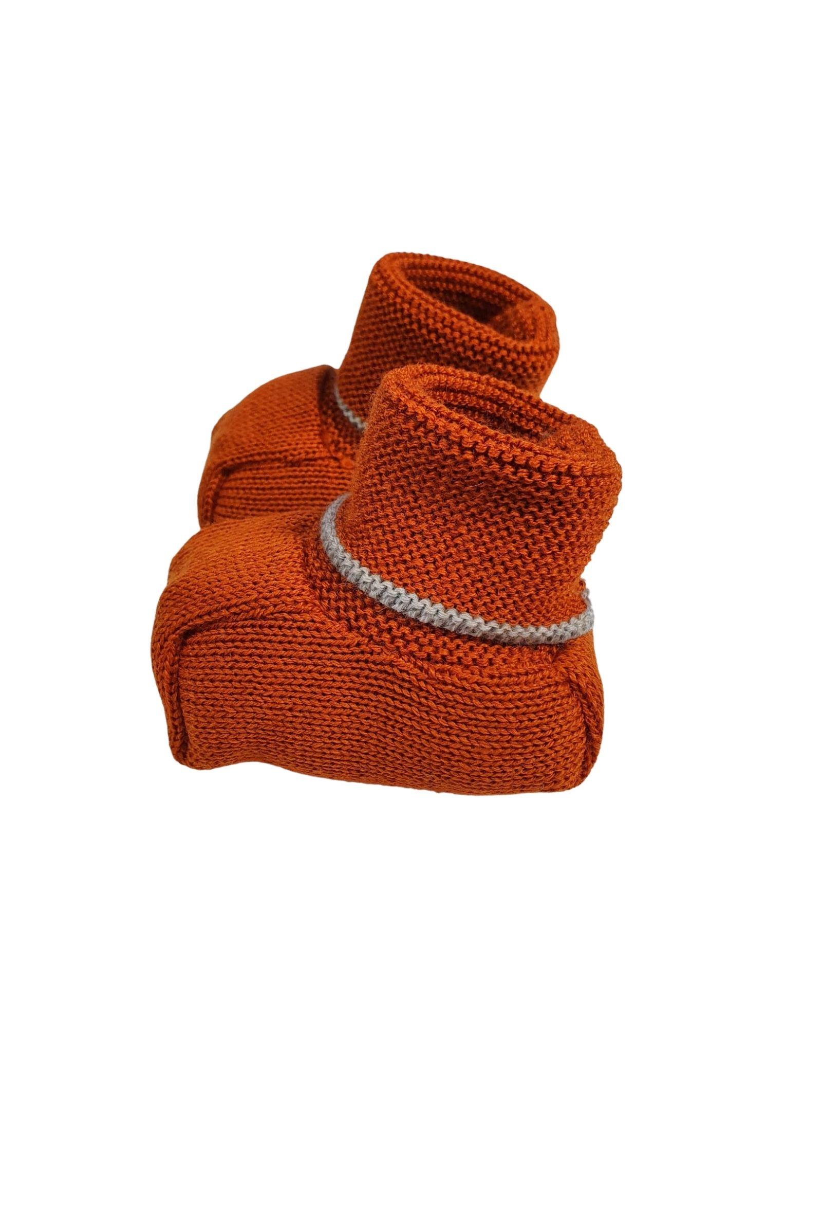Scarpa calzino in lana acero marlu   Scarpe   IC57SACERO