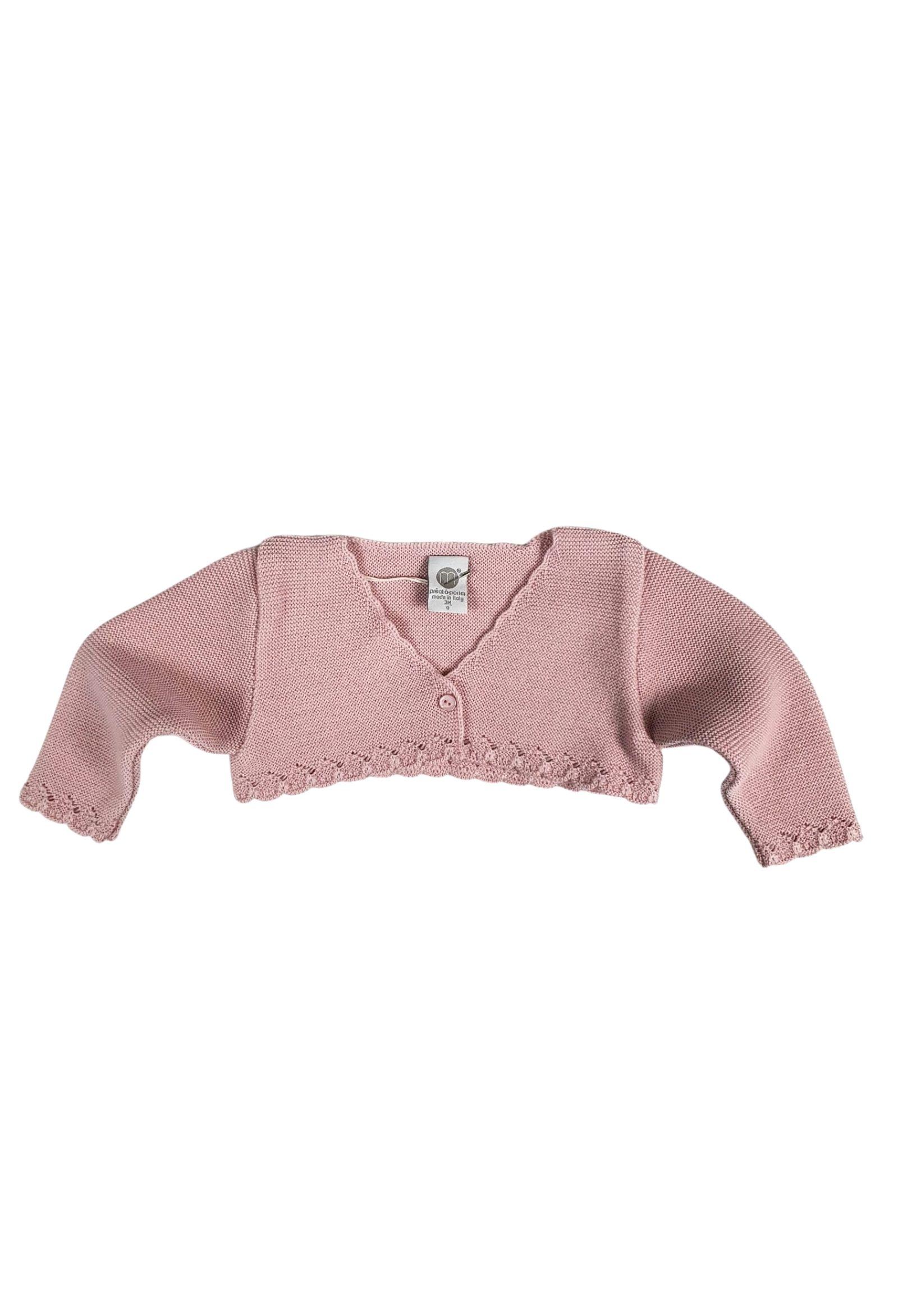 giacchino in lana con bottoni marsala marlu | Capispalla | ID32145MARSALA