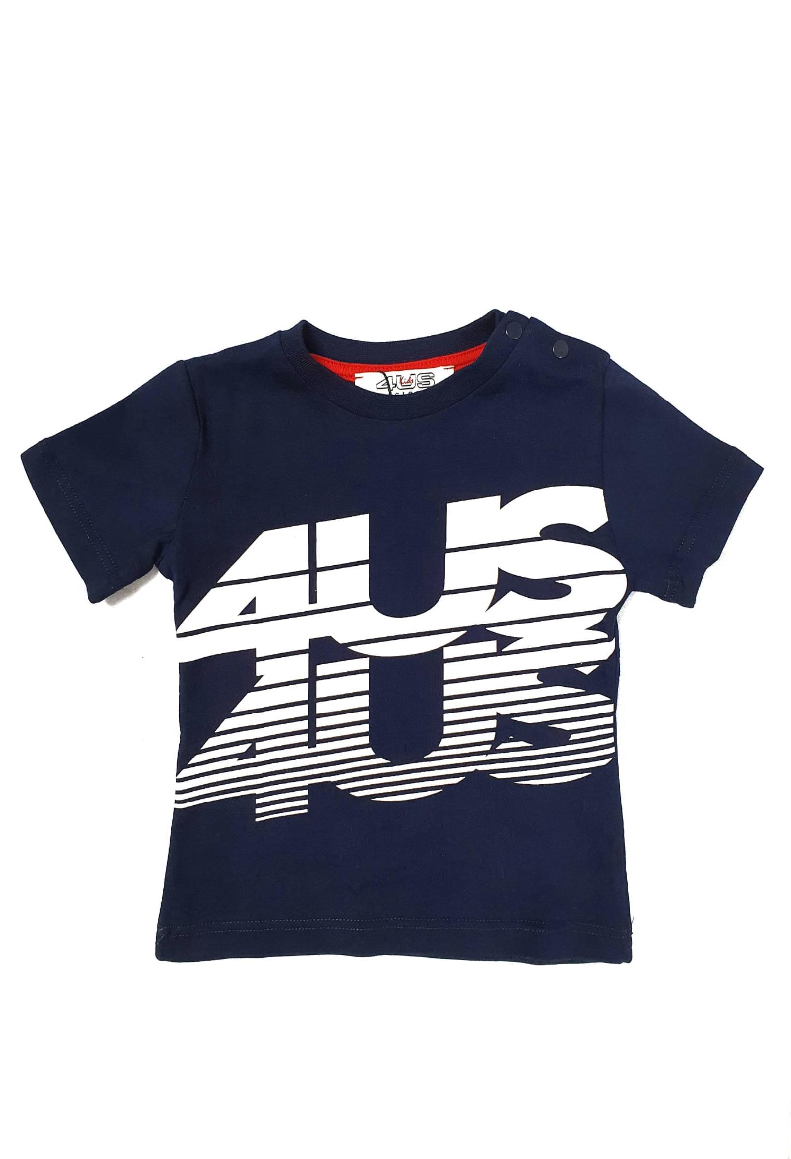 T-SHIRT BLU 4US cesare paciotti   T-shirt   TSP1155BUNIBLU