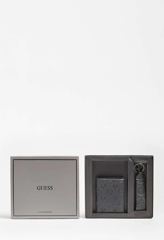 Set nero guess GUESS borse man   Portafogli   GIF090LEA22BLACH