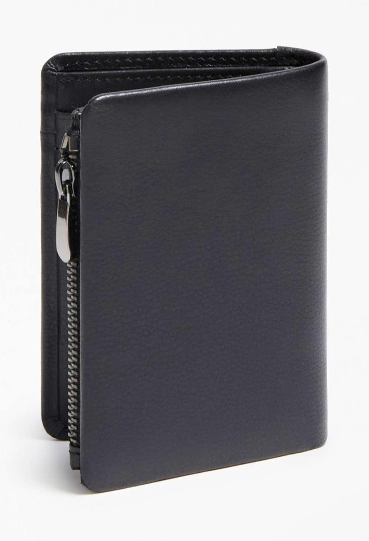 Portafoglio nero guess GUESS borse man | Portafogli | NEWBLEA46BLACH