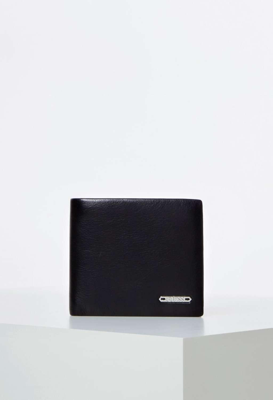 Portafogli nero guess GUESS borse man   Portafogli   SM2663BLACH