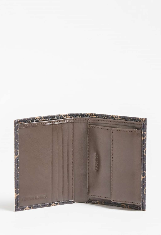Portafoglio logato guess GUESS borse man | Portafogli | VEZLLEA22DARK