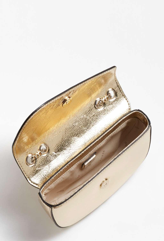 Pochette gold guess GUESS borse | Borse | GG7976740GOLD