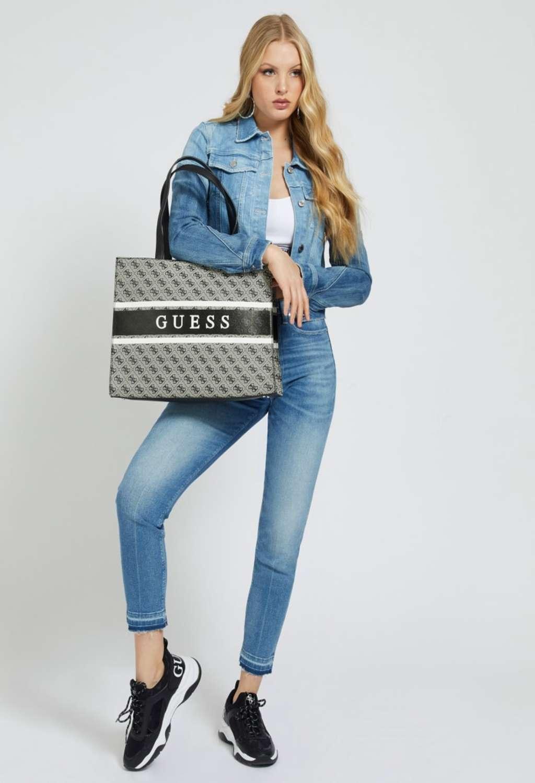 SHOPPER NERA GUESS GUESS borse | Borse | JY7894230NERO