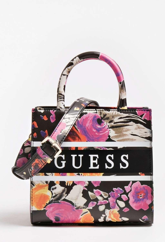 MINI-BAG GUESS FLORALE GUESS borse   Borse   SF7894760FLORAL