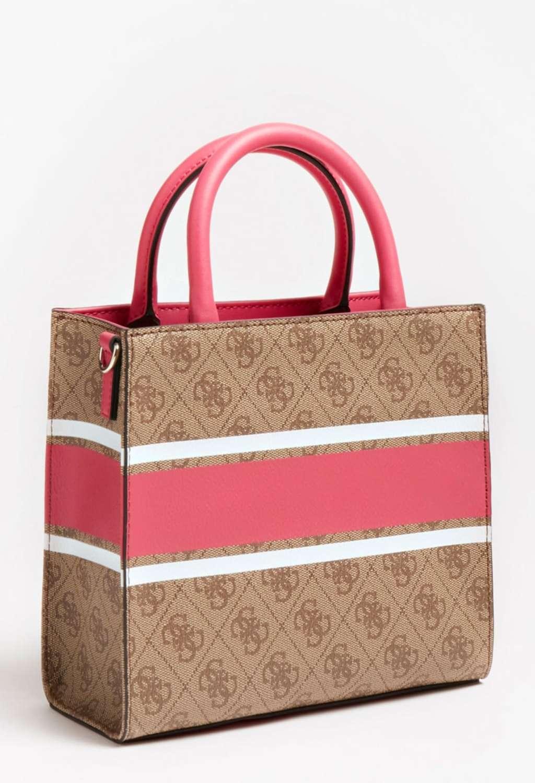 MINI-BAG  GUESS LOGATA BEIGE GUESS borse | Borse | SP7894760LATTE