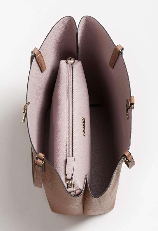 SHOPPER REVERSIBILE BEIGE-ROSA GUESS GUESS borse   Borse   VG7455230ROSE