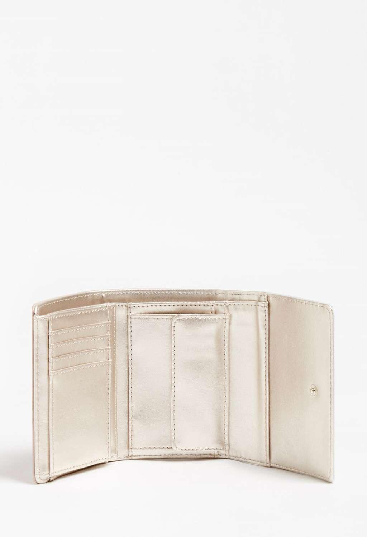 Mini-portafoglio bianco guess GUESS borse | Portafogli | VG7965430WHITE