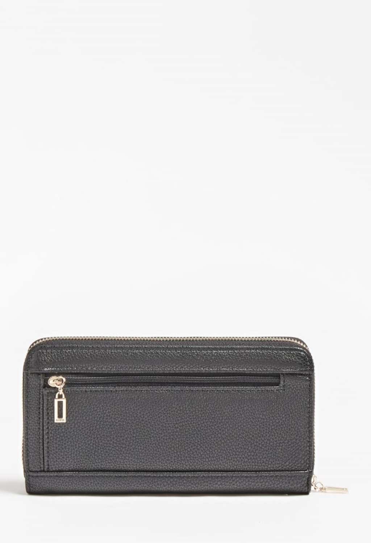 Portafoglio nero guess GUESS borse | Portafogli | VG7965460BLACH