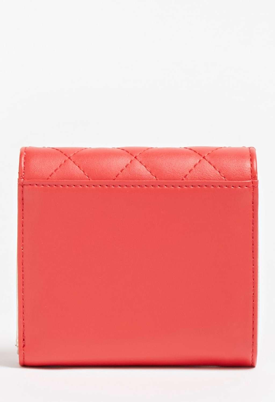 Mini-portafoglio rosso guess GUESS borse | Portafogli | VG7970430RED