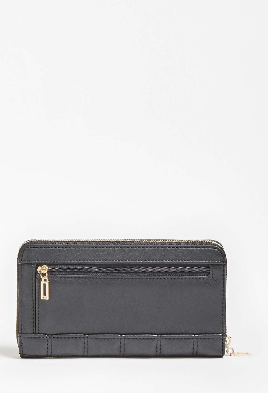 Portafoglio nero guess GUESS borse   Portafogli   VS8111460BLACH