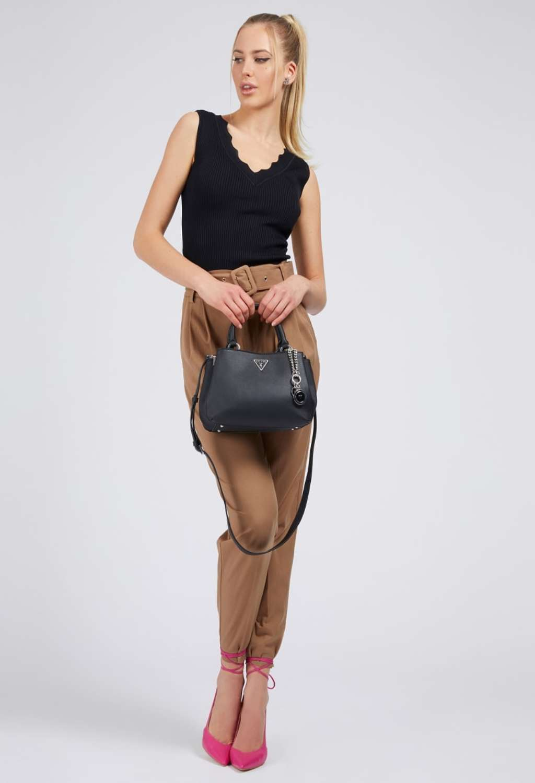 Mini-bag nera guess GUESS borse   Borse   VY810805BLACH