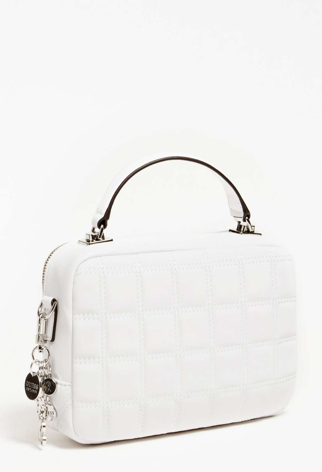 Tracolla bianca guess GUESS borse   Borse   VY8111160WHITE