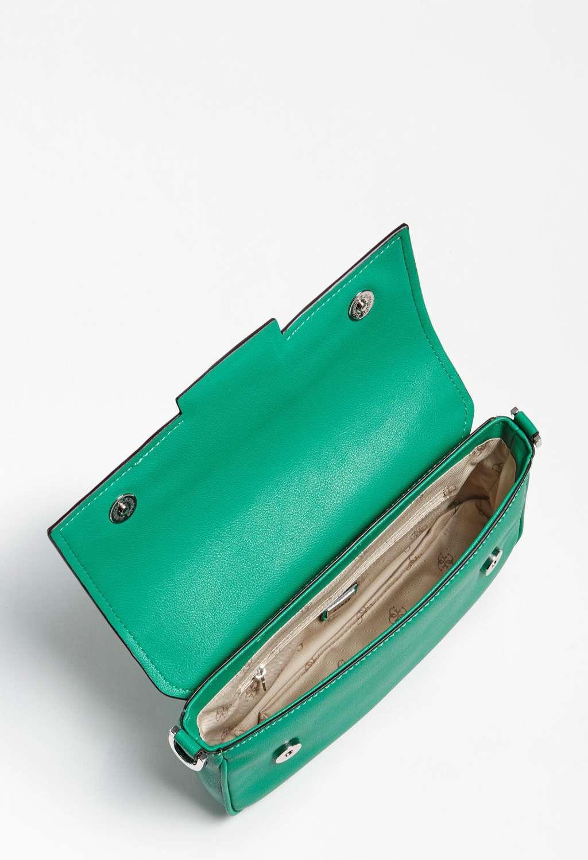 Borsa verde guess GUESS borse   Borse   YV7580190GREEN