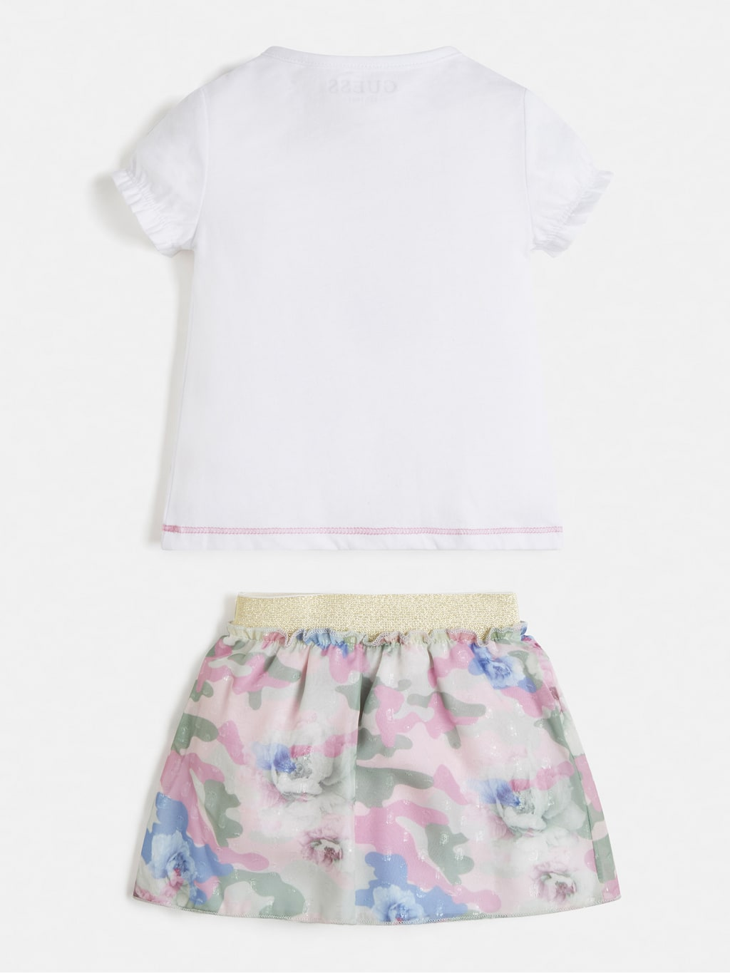 set 2 pezzi t-shirt e gonna in tulle GUESS kids   Set   A1RG14K6YW0TWHT