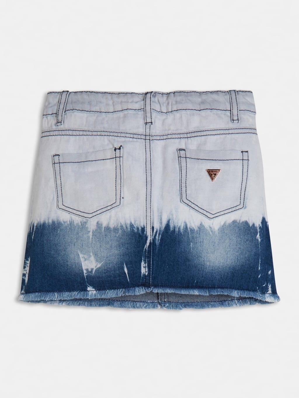 short in denim doppio lavaggio GUESS kids | Gonna e Shorts | J1GD06D3LQ0DENIM