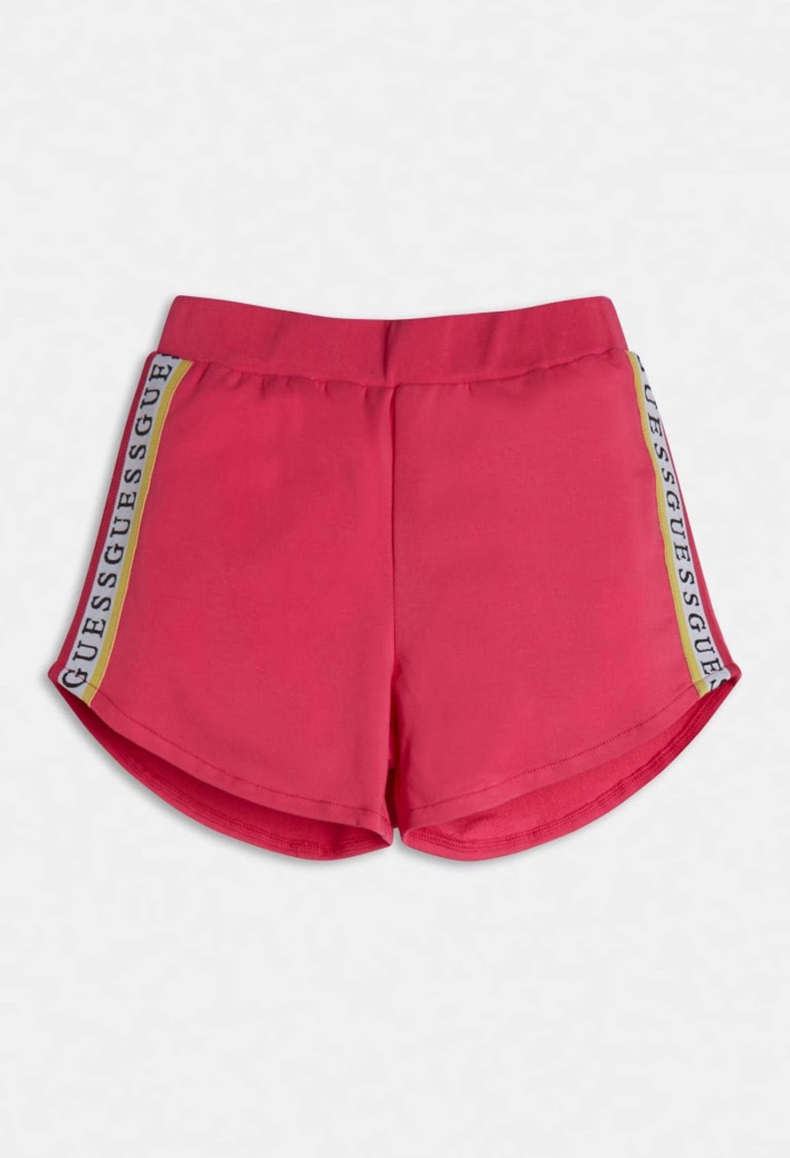 short in felpa sportivo fucsia GUESS kids   Gonna e Shorts   J1GD12KAE20JLPK