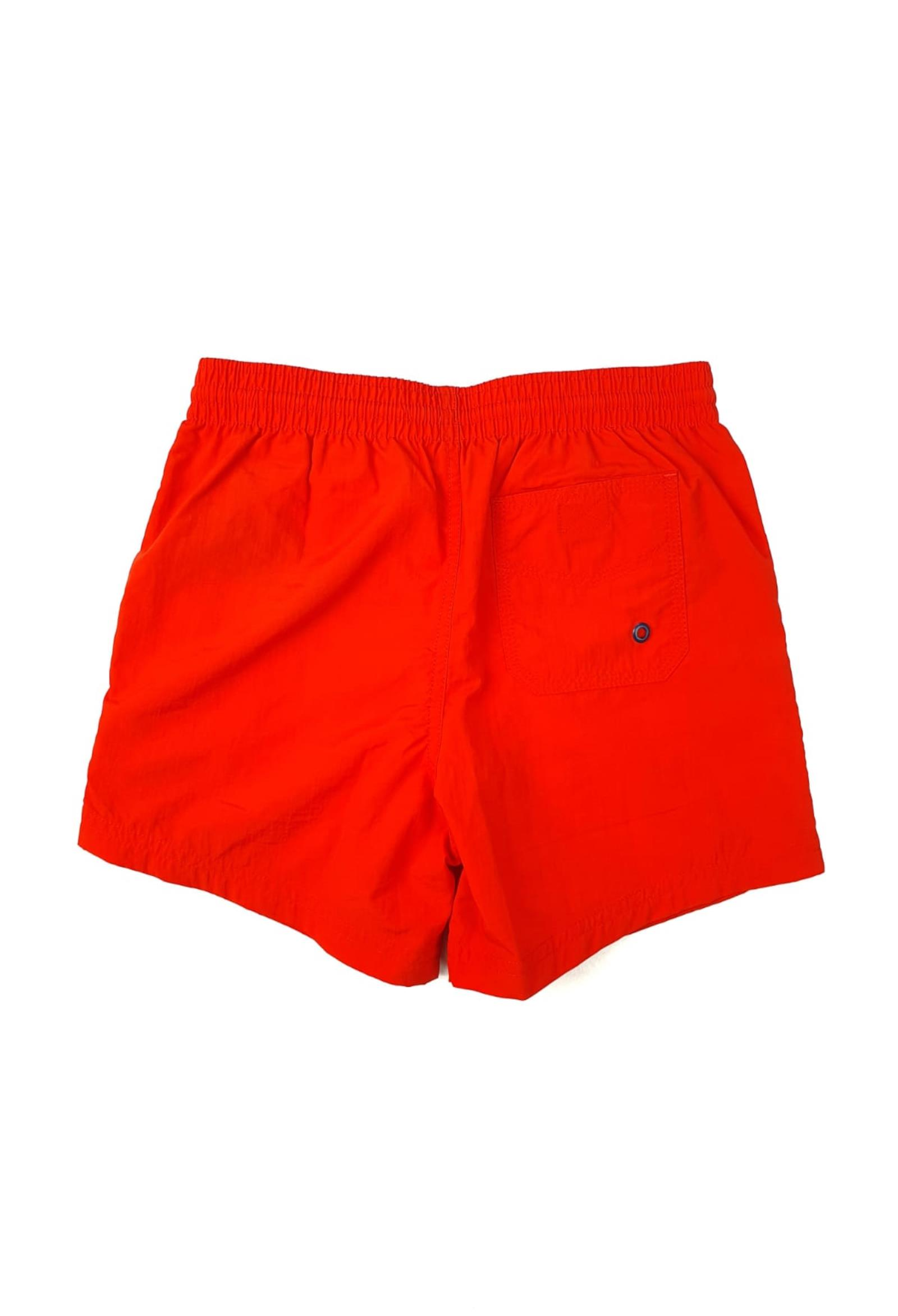 short mare rosso logo frontale blu GUESS kids | Costumi | L1GZ01TEL27G311
