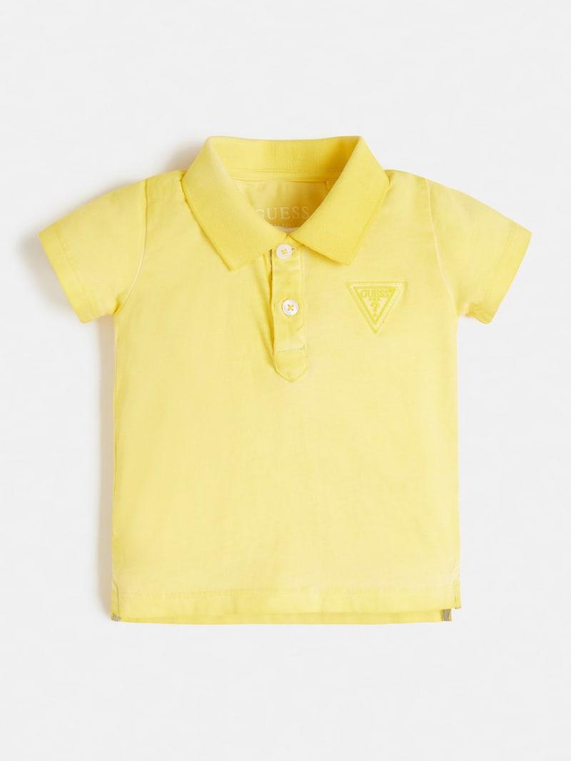 polo jersey patch gialla GUESS kids | T-shirt | N1GP01K8HMOGIALLO