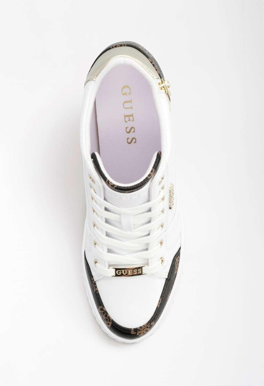 Sneaker bianca guess GUESS SCARPE   Scarpe   FL6RI2FAL12BIANCA