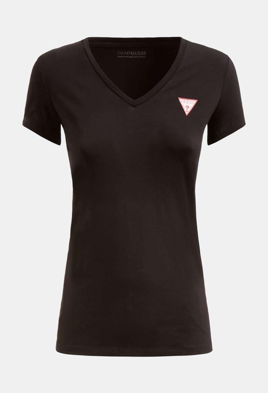 T-SHIRT NERA GUESS GUESS | T-shirt | W1GI17J1311BLACH
